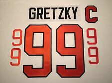 NHL All Star Jersey Lettering Kit Any Name/Number