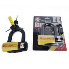 12 Mm-Cadena De Seguridad Moto Bicicleta /& Lock ABUS GRANIT CADENA de 58 /& Lock 120 cm