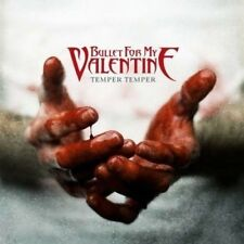 Temper Temper [2/12] by Bullet for My Valentine (CD, Feb-2013, RCA)