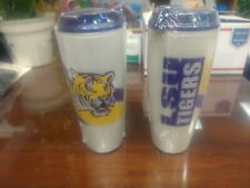 LSU ThermoServ Insulated Travel Tumbler - Lot of 2