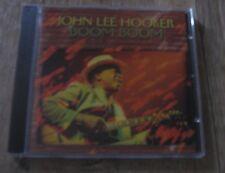 JOHN LEE HOOKER - Boom Boom CD Sony Blues Rock