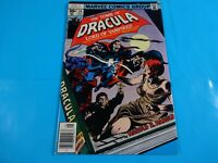 Tomb Of dracula satan app #56 nice Marvel comics Comic book