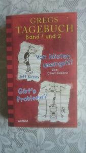 Gregs Tagebuch Band 1 und 2