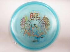 Le Innova Luster Champion 30 Years San Marino Roc Blue w/ Gold 180g -New