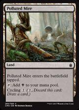 MTG Magic - (C) Commander Anthology - Polluted Mire - NM/M