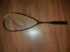 inesis decathlon 5000 165gram squash raquet 36,2cm barely used excellent shape