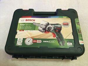 Bosch EasyCut 12 Cordless NanoBlade Saw
