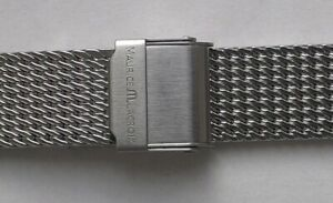 New Maurice Lacroix stainless steel bracelet 16mm width.