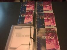 BJU Press United States History Complete Set High School
