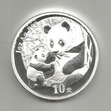 Cina, Panda 10 Y. 2005 FONDO SPECCHIO.
