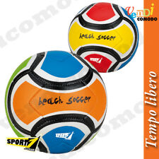 Pallone beach soccer SPORT ONE calcio calcetto spiaggia campo sabbia mare volley