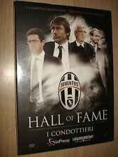 DVD N°12 I CONDOTTIERI FC JUVENTUS HALL OF FAME ANTONIO CONTE LIPPI CAPELLO