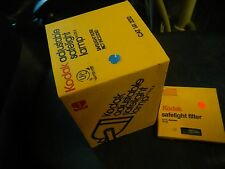 Kodak Darkroom Adjustable Safelight with Filter..New