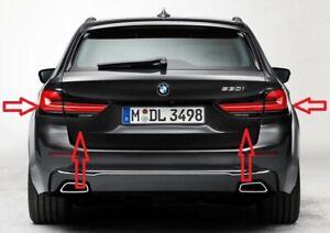 BMW G31 5 series tourin LCI Rear lights tail lights euro specs amber OEM Genuine