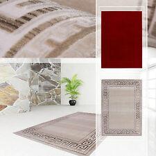 Einfarbige Teppiche aus Acryl fürs Badezimmer