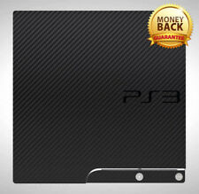 >> PlayStation 3 Ps3 Slim CARBON SKIN STICKER DECAL WRAP VINYL <<
