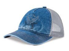 ORIGINAL MERCEDES BENZ Capuchon Casquette de baseball BASECAP camionneur bleu