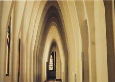 Colegio Teresiano Corridor Barcelona Gaudi Architecture POSTCARD Magna Ed 1990s