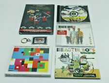 Beastie Boys Intergalactic Bundle 1 Keychain 1 Dvd 4 Cds Plz Read Desc Carefully