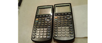 Texas instruments Ti 83 plus graphing calculator Tested and works  no cover