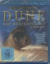 Dune Der Wüstenplanet 3D BluRay NEU David Lynch Sting Kyle MacLachlan Sean Young