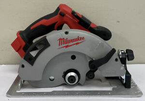 Pre Owned - Milwaukee 2631-20 18V Brushless 7-1/4 in. Circular Saw-Tool Only