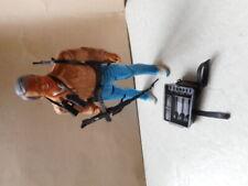 Original 1983 The A Team col Hannibal Smith Action Figure Retro 1980'S & Kit