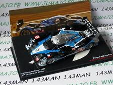 1/43 IXO Altaya Passion vitesse GT : PEUGEOT 908 HDI FAP 24 H Mans 2009