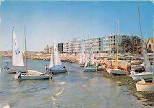 BR26401 Le Grau du Roi Plage de la Rive droite ship bateaux France 1