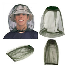 Headnet Hat Fly Mosquito Head Net Camping Farm Fruit Picking tector43x34cm Hot