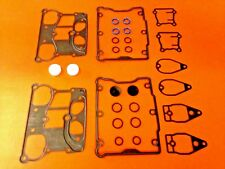1999 AND UP FITS HARLEY 1450  88ci 1550  95ci  TWIN CAM ROCKER COVER GASKET SET
