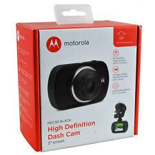 "Motorola 720p HD Automatic Collision G-Sensor 2"" LCD Display Dash Cam Monitor"