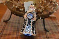 Patricia Breen (Kiwi Santa) Milaegers Exclusive Russian Mint. Tag.Box. New