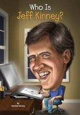 Who Is Jeff Kinney? (Who Was...?)-ExLibrary