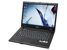 "Samsung R60 PLUS 15.4"" DUAL CORE 4GB RAM 250GB HDD WINDOWS 7 WEBCAM WIFI LAPTOP"