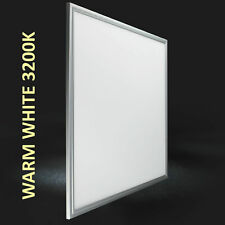 48W LED PANEL LIGHT RECESSED 60x60cm CEILING MODULAR LIGHTS HOME OFFICE WARM WHI