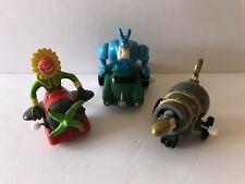 Wacky Windups Crop Dustin El Seed Tick Cannon Human Bullet Lot Toys Bandai 1995