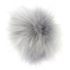 DIY 8cm 10cm Pom Pom Balls Faux Fox Fur Fluff Balls for Pom Pom Hat Accessories