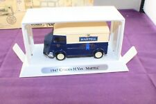 Matchbox Collectibles YTF2 1947 Citroen Type H Van  Martell A Taste of France