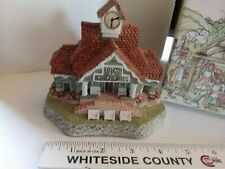 David Winters Cottages Pavilion #4 1988 hand made hand painted Great Britain