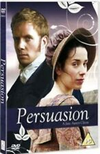 Persuasion Complete ITV Adaptation 2007 DVD