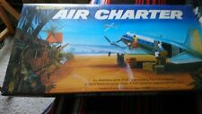 WADDIINGTON  AIR CHARTER   BOARD GAME . FROM 1970'S