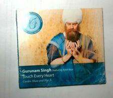 Gurunam Singh, Touch Every Heart, Meditations [New CD]