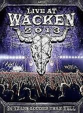 Live At Wacken 2013 - Live At Wacken 2013 NEW Blu-Ray