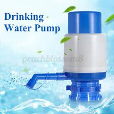 Bottled Drinking Water Hand Press Pump 5-6 Gal w/ Dispenser Home Outdo