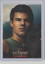 THE TWILIGHT SAGA ECLIPSE TRADING CARD Taylor Lautner as Jacob #159