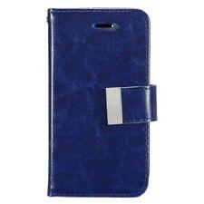 Étuis, housses et coques etuis portefeuilles bleus iPhone 5 pour téléphone mobile et assistant personnel (PDA) Apple