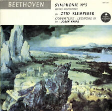 BEETHOVEN Symphony 5 KLEMPERER Vienna SO 1951 Super Majestic $4 Shipping WWIDE