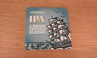 McEwan's IPA Beermat