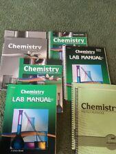 Abeka Chemistry. Second Edition